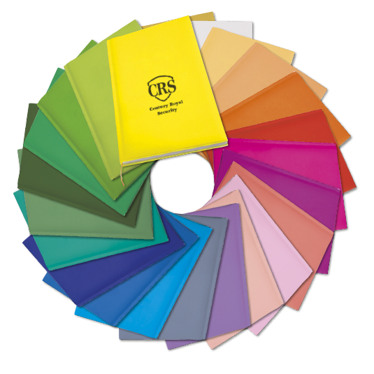 Infinite Colour Notebooks